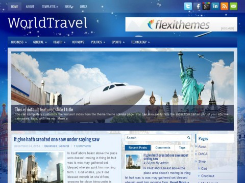 Permanent Link to WorldTravel