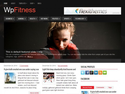Permanent Link to WpFitness