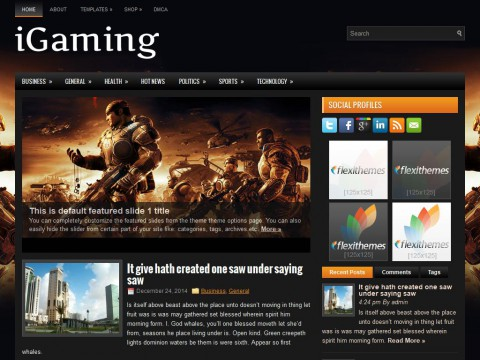 Permanent Link to iGaming