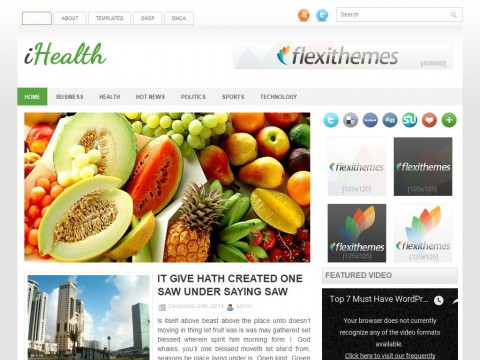 Permanent Link to iHealth