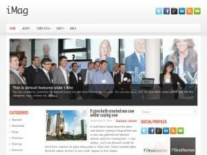iMag WordPress Theme