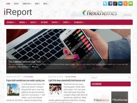 Permanent Link to iReport